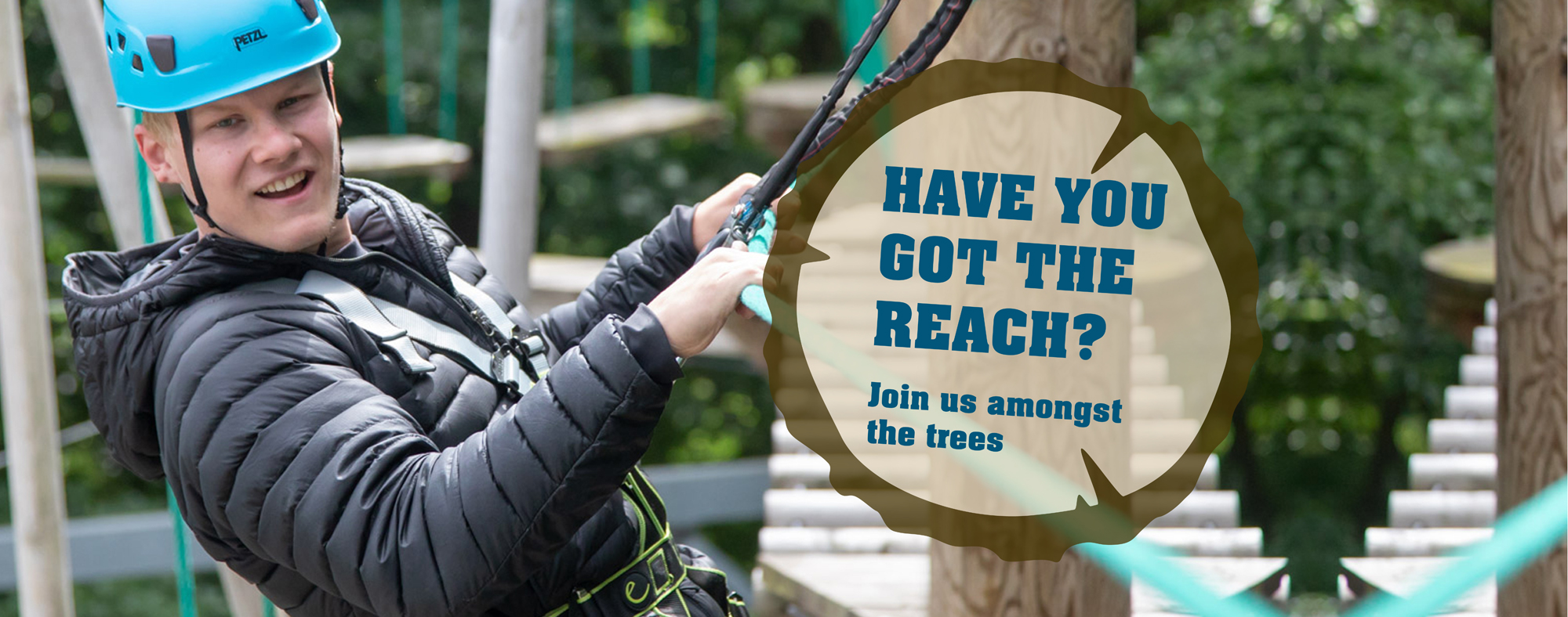 Have you got the reach?